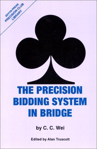 Precision Bidding System in Bridge  by  C. C. Wei
