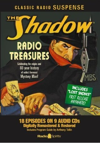 The Shadow Radio Treasures Original Radio Broadcasts