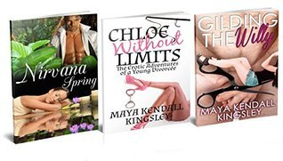 Without Limits Series  by  Maya Kingsley