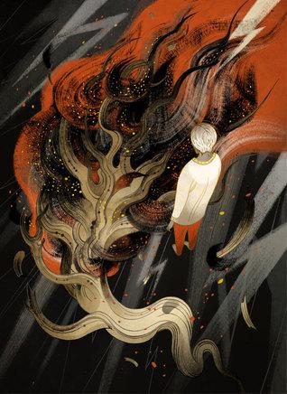 The Pauper Prince and the Eucalyptus Jinn  by  Usman T. Malik