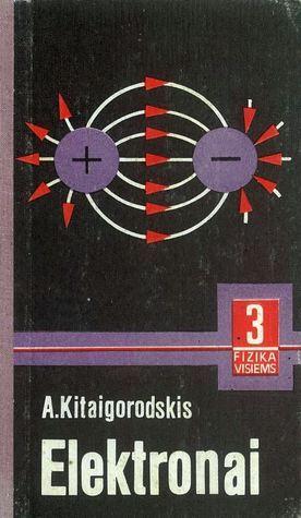 Fizika visiems: III knyga, Elektronai  by  Lev Davidovich Landau