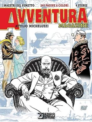 Avventura Magazine n. 1: Micheluzzi  by  Attilio Micheluzzi