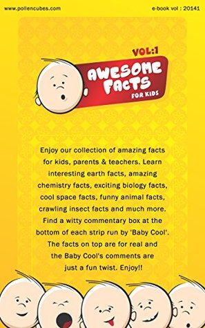 Awesome Facts for Kids  by  Satish Chathanath