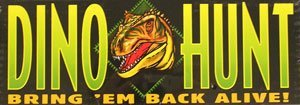 Dino Hunt Boxed Set *OP Steve Jackson