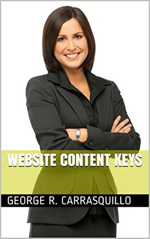 Website Content Keys George R. Carrasquillo