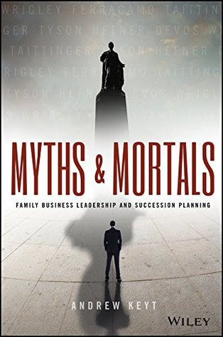 Myths and Mortals Andrew Keyt
