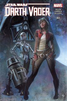 Darth Vader (2015) #3 Kieron Gillen