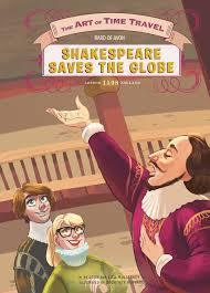 Shakespeare saves the globe  by  Lisa Mullarkey