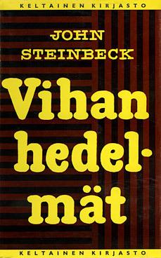 Vihan hedelmät John Steinbeck