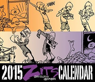 Zits 2015 Day-to-Day Calendar  by  Jerry Scott