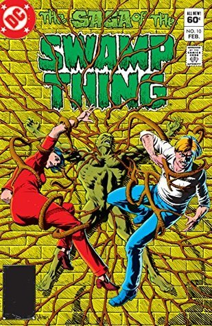The Saga of the Swamp Thing (1982-) #10 Martin Pasko