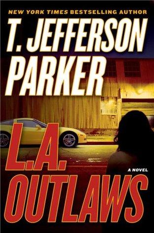 Crazy Blood: A Novel  by  T. Jefferson Parker