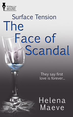 The Face of Scandal (Surface Tension #3) Helena Maeve