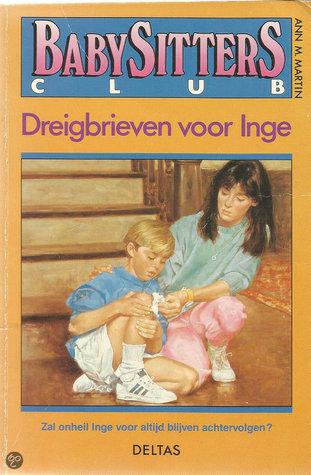 Dreigbrieven voor Inge (The Baby-Sitters Club, #17) Ann M. Martin