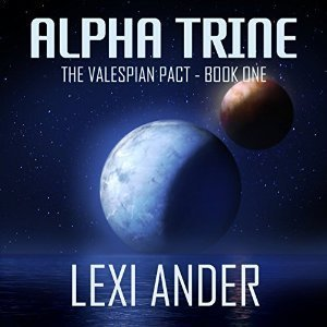 Alpha Trine (The Valespian Pact #1)  by  Lexi Ander