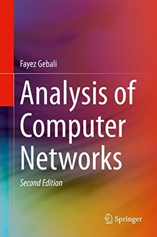 Analysis of Computer Networks Fayez Gebali
