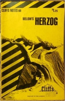 Cliffsnotes on Bellows Herzog  by  Ronald L. Lycette