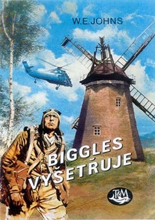 Biggles vyšetřuje  by  W.E. Johns