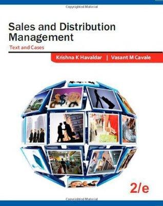 Sales & Distribution Management  by  Krishna Havaldar