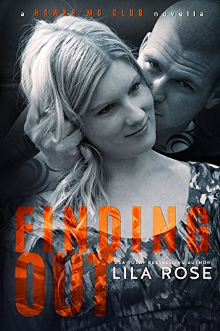 Finding Out (Hawks MC Club, #2.5)  by  Lila Rose