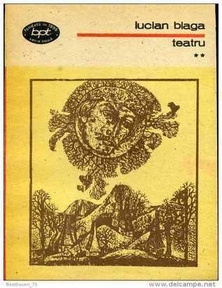 Teatru vol. 2  by  Lucian Blaga