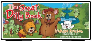 The Great Dilly Book  by  Vidisha Krishan