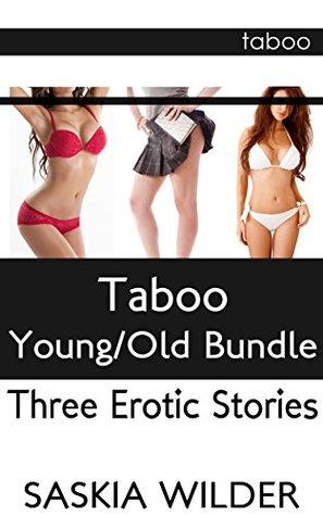 Taboo Young/Old Bundle Saskia Wilder