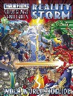 Reality Storm  by  Allen Thomas