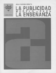 La publicidad, modelo para la enseñanza  by  Joan Ferrés i Prats