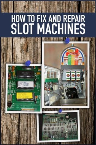 How to Fix and Repair Slot Machines: IGT S-Plus and Players edge S. Benetti