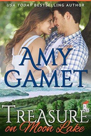 Treasure on Moon Lake (Love on the Lake, #1) Amy Gamet