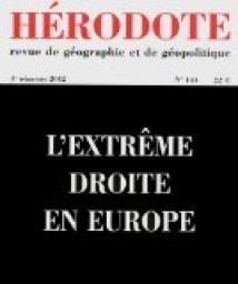lExtreme droite en europe Collectif