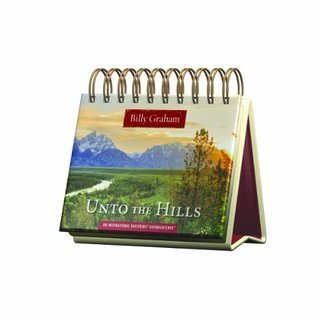 Unto the Hills DayBrightener Perpetual Calendar Billy Graham