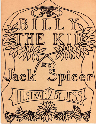 Billy the Kid Jack Spicer