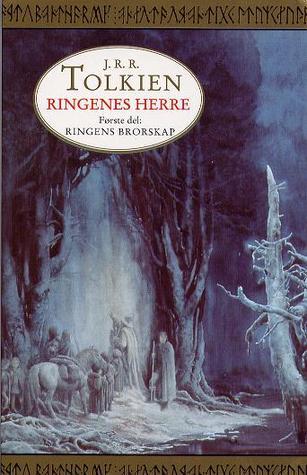 Ringens Brorskap (Ringenes Herre, #1)  by  J.R.R. Tolkien