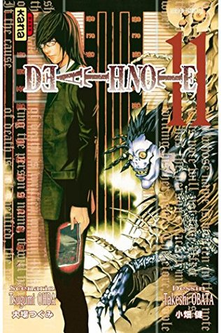 Death Note - Tome 11  by  Tsugumi Ohba