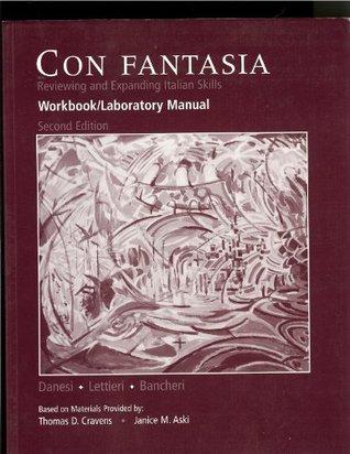 CON FANTASIA 2E-WKBK/LM DANESI