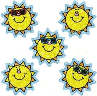 Carson Dellosa Suns Dazzle Stickers (2929) Carson-Dellosa Publishing