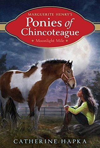 Moonlight Mile  by  Catherine Hapka