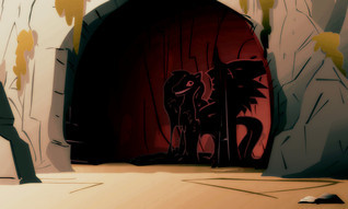 Fluttershy Goes to Hell presentperfect
