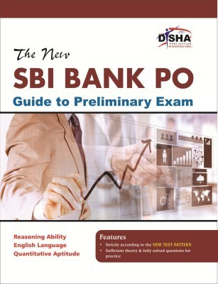 The New SBI Bank PO Guide to Preliminary Exam  by  Disha Experts