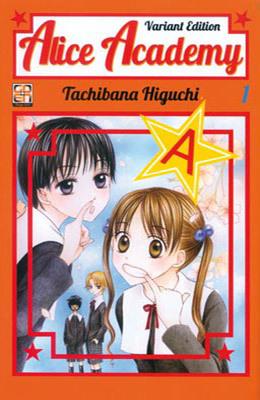Alice Academy, Vol. 01 (Gakuen Alice, #1) Tachibana Higuchi