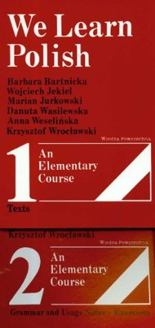 We Learn Polish Barbara Bartnicka