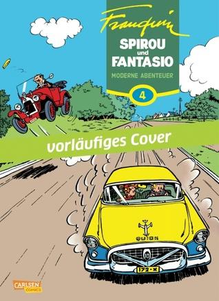 Spirou & Fantasio Gesamtausgabe Band 4  by  André Franquin