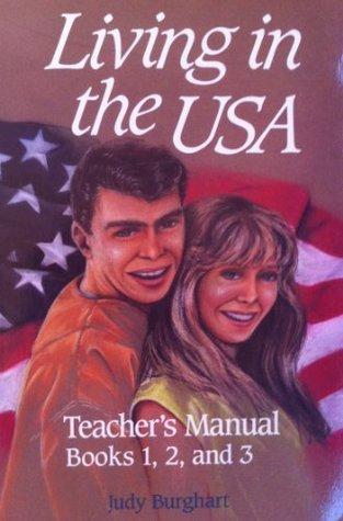 Living in the Usa/Teachers Manual  by  Judy Burghart
