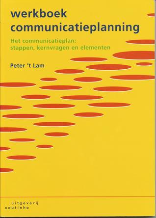 Werkboek communicatieplanning Peter t Lam