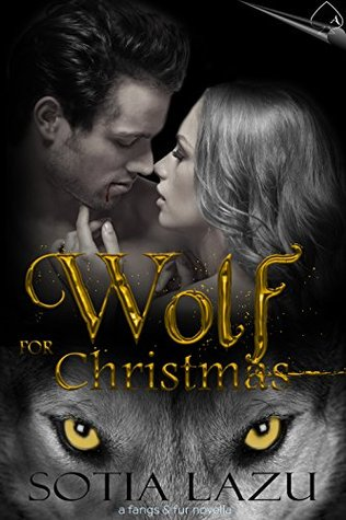 Wolf for Christmas  by  Sotia Lazu