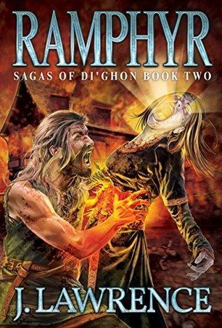 Ramphyr (Sagas of DiGhon Book 2) J.  Lawrence