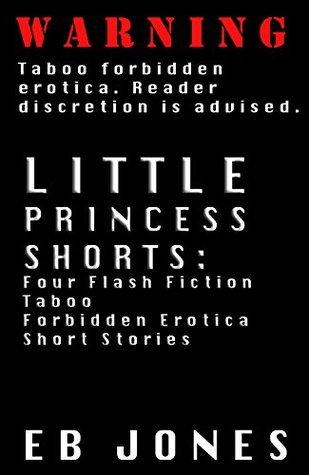 Little Princess Shorts  by  EB Jones