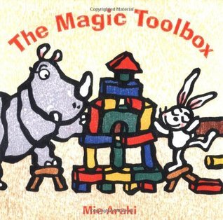 The Magic Toolbox  by  Mie Araki
